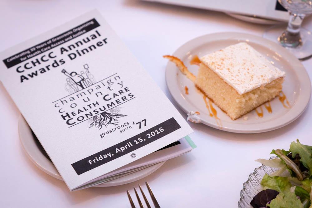 Dessert and adbook