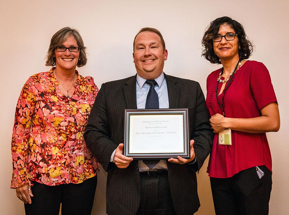 Legislative Leadership Award