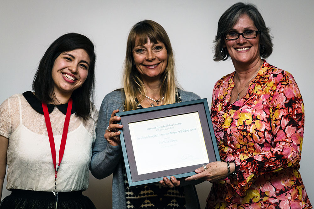IDF Movement Building Award