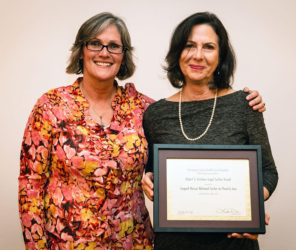 Kirchner Legal Justice Award