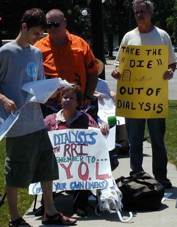 Dialysis Rally