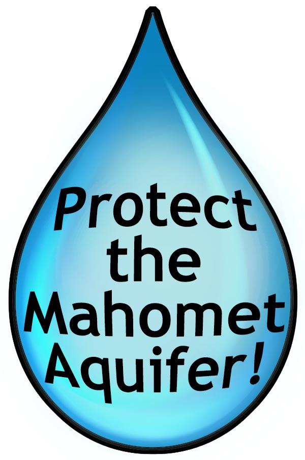 Mahomet Aquifer droplet